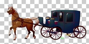 Horse And Buggy Carriage Chariot Wagon PNG