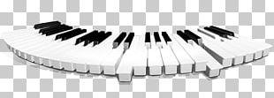 Piano Keyboard Music PNG