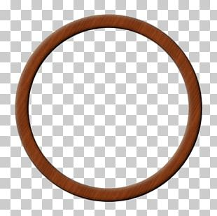 Frames Circle Oval Gold PNG