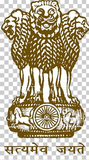 Lion Capital Of Ashoka Sarnath Pillars Of Ashoka State Emblem Of India Satyameva Jayate PNG