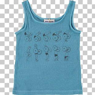 T-shirt Sleeveless Shirt Outerwear Neck PNG