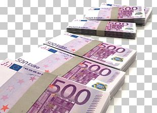Euro Banknotes 500 Euro Note Finance Investment PNG