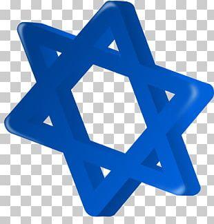 Hanukkah Star Of David Judaism Menorah PNG