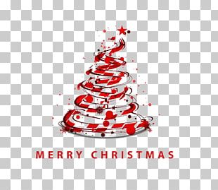 Santa Claus Christmas Tree Christmas Card Creativity PNG