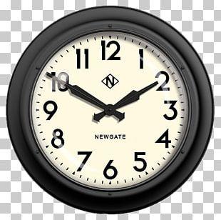 Newgate Clocks & Watches Lorell 60990 Wall Clock 9 Table Mantel Clock PNG