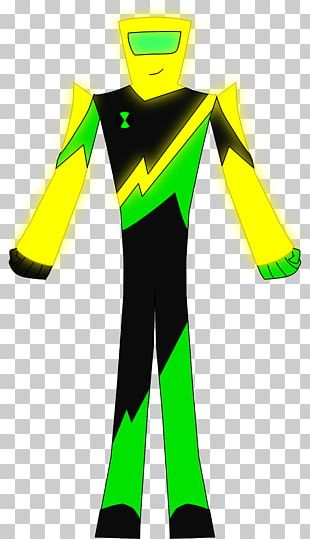 Clothing Yellow Green Sleeve Wetsuit PNG