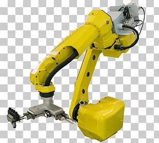 Robotic Arm Machine Industrial Robot Industry PNG