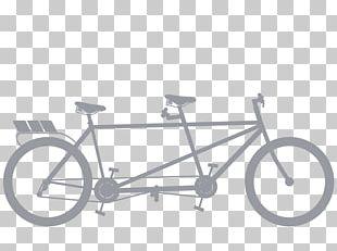 Tandem Bicycle Bike Rental Mountain Bike Bicycle Shop PNG