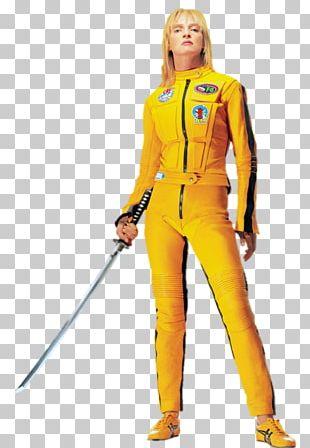 The Bride Mia Wallace Kill Bill Crazy 88 Member #2 Actor PNG