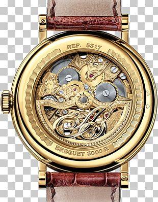 Breguet Watch Tourbillon Grande Complication PNG