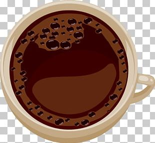 Hot Chocolate Coffee Cafe Espresso Tea PNG