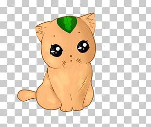 Cat Dog Whiskers Kitten Mammal PNG