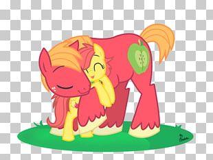 Horse Fan Art Rainbow Dash PNG