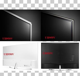 LED-backlit LCD LCD Television Computer Monitors Output Device Liquid-crystal Display PNG