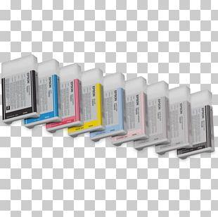 Ink Cartridge Printer Epson Inkjet Printing PNG