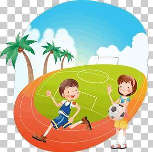 Stadium Schoolyard Football Pitch Sport PNG