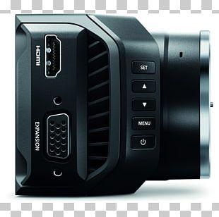 Blackmagic Micro Studio 4K Blackmagic Design 4K Resolution Blackmagic Micro Cinema Camera PNG