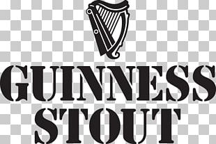 Guinness Stout Logo Beer Font PNG