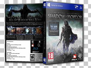 Xbox 360 Middle-earth: Shadow Of Mordor Middle-earth: Shadow Of War PlayStation 4 PC Game PNG