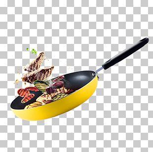 Frying Pan Cookware And Bakeware Wok Stock Pot PNG