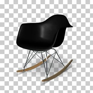 Eames Lounge Chair Wood Barcelona Chair Rocking Chairs PNG