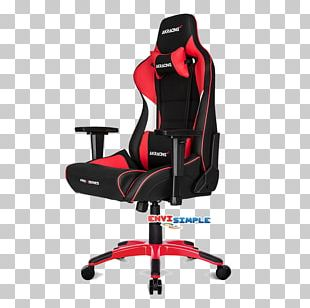 Gaming Chair Office & Desk Chairs Furniture Swivel Chair PNG