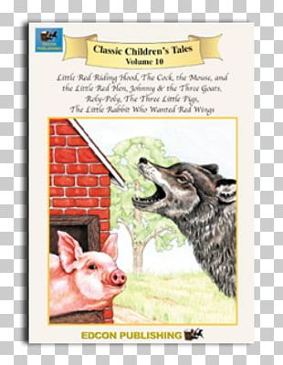 The Little Red Hen Book Non-fiction The Three Little Pigs PNG