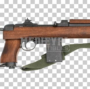 M1 Carbine .30 Carbine Stock Rifle PNG