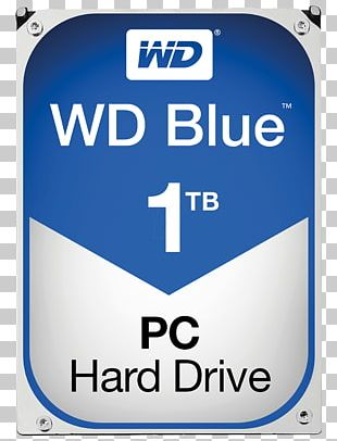 Hard Drives Western Digital Serial ATA Data Storage Terabyte PNG