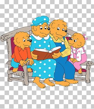 Berenstain Bears Stan And Jan Berenstain Child Cartoon PNG
