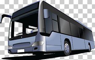 Bus Coach PNG