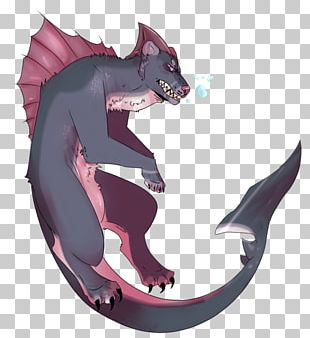 Carnivora Tail Legendary Creature Animated Cartoon PNG
