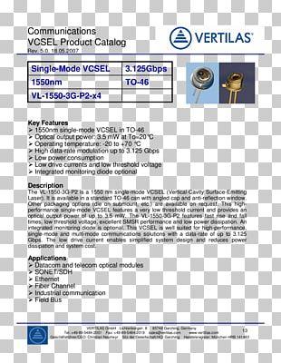 Vertical-cavity Surface-emitting Laser 10 Gigabit Ethernet Multi-mode Optical Fiber Single-mode Optical Fiber PNG