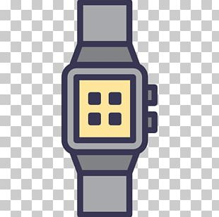 Smartwatch Scalable Graphics Icon PNG
