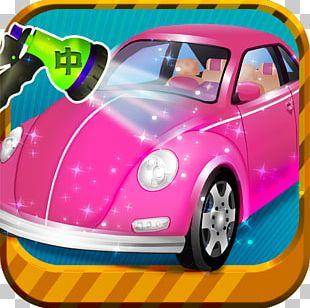 Volkswagen Beetle City Car Motor Vehicle Automotive Design PNG