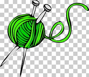 Women Yarn Wool PNG