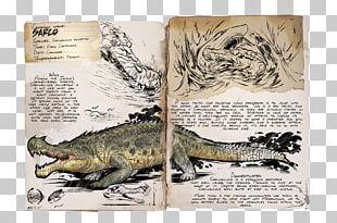ARK: Survival Evolved Spinosaurus Tyrannosaurus Triceratops Allosaurus PNG