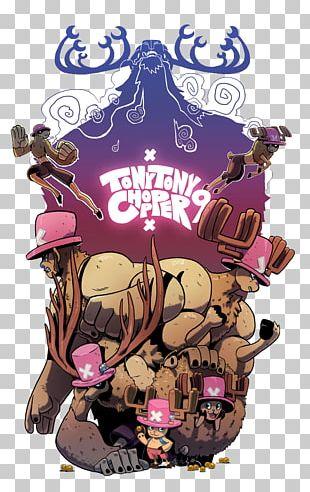 Tony Tony Chopper Monkey D. Luffy Roronoa Zoro Trafalgar D. Water Law Usopp PNG