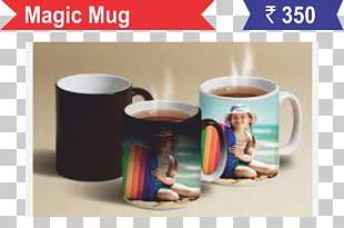 Magic Mug Personalization Coffee Cup Ceramic PNG
