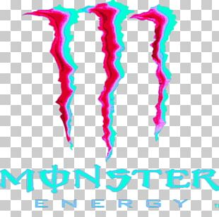 Monster Energy Sticker Decal Logo Energy Drink Png Clipart