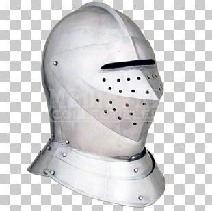 Middle Ages Renaissance Close Helmet Knight PNG