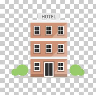 Hotel Guest House Gratis PNG