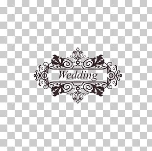 Wedding Invitation Ornament PNG
