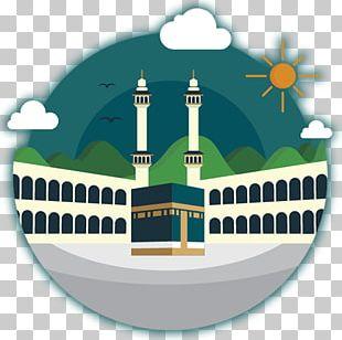 Kaaba Great Mosque Of Mecca Hajj Islam PNG