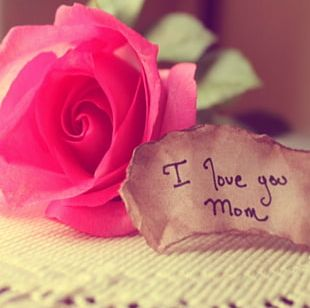 Mother's Day Gift Wish Child PNG