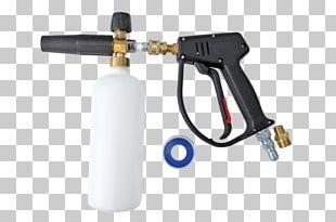 Pressure Washers Cannon Gun Foam Car Wash PNG