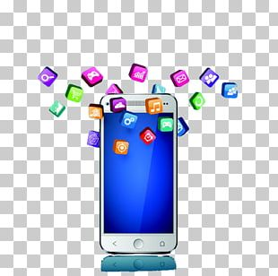 Smartphone Internet Of Things Mobile Phone Android Things Mobile App Development PNG
