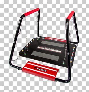 Balance Board Training Sports Car PNG