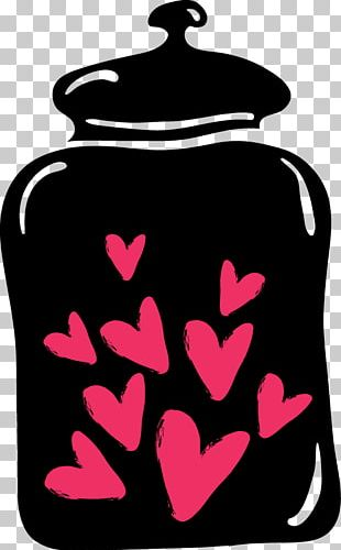 Wine Label Cupcake Valentines Day PNG