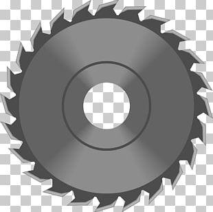 Circular Saw Blade Cutting Power Tool PNG